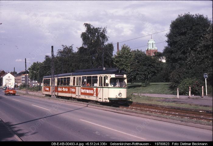 Gelsenkirchen strassenbahn essen Straßenbahn Essen